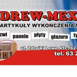 DREW-MEX Jarosław Bukowski - Okna Turek