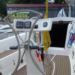 Jacht Partner - Firmy Giżycko