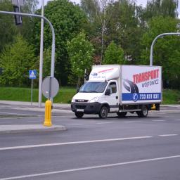 Transport Przeprowadzki Przemysław Wójtowicz - Firma Przeprowadzkowa Lublin