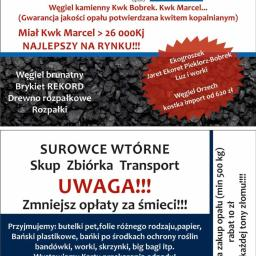 P.H.Jar-złom - Ekogroszek Wąsosz