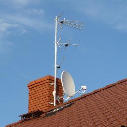 Ustawienie anteny SAT