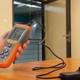 Pomiar parametrów instalacj elektrycznej i oświetlenia