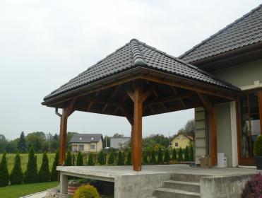 Beskid Stolarz - Tarcica budowlana Węgierska Górka
