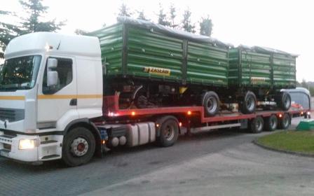 Markons Sp. z o.o. - Transport międzynarodowy Ciechocinek