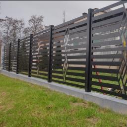 Montaż ogrodzeń ZET-BUD - Roboty ziemne Skalbmierz