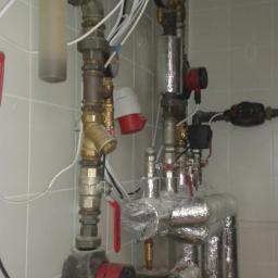 Usługi Instalacji Sanitarnych - Instalacje sanitarne Gawłuszowice