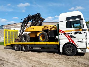 JARTRANS - Transport ciężarowy krajowy Rumia