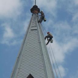 Malowanie dachów, Artdachmal - Konserwacje Dachów Wadowice