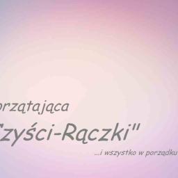 """""""Czyści-Rączki"""" Firma Sprzątająca - Sprzątanie biur Skrzeszew"""