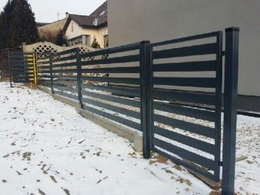 Krzysztof Nowak - Montaż ogrodzenia Będzin