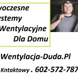 OKBUD Duda - System Rekuperacji Buk