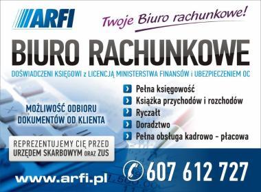 ARFI Sp. z o.o. - Firma konsultingowa Warszawa