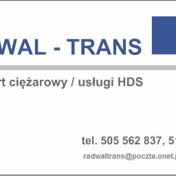 RADWAL-TRANS - Transport Busami Poznań