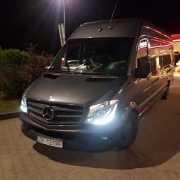 Folarend - Transport międzynarodowy do 3,5t Szczecinek