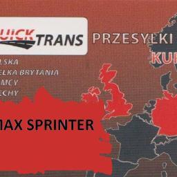 Quicktrans - Przeprowadzki Rybarzowice