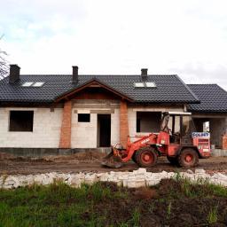 GeoBudMax Usługi geodezyjno-projektowe i budowlane - Płyta Fundamentowa Głogów Małopolski