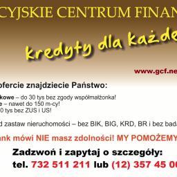 Galicyjskie Centrum Finansów GCF - Doradca Inwestycyjny Kraków