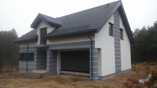 Fasada Komplex - Ocieplanie Pianką PUR Łapy
