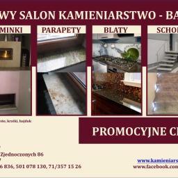 QBUS FASHION FACTORY - Balustrady Schodowe Wrocław