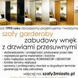 Szafy3miasto - Aranżacje Mieszkań Pruszcz Gdański