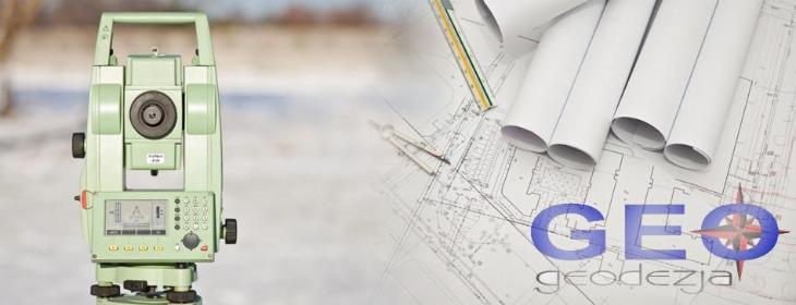 GEOPLUS Usługi Geodezyjne Karol Drabarek - Architekt Pruszków