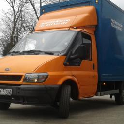DJM Transport - Przeprowadzki Bystra