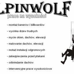 """""""ALPINWOLF"""" Tomasz Duwe - Przeprowadzki Firm Czerwieńsk"""