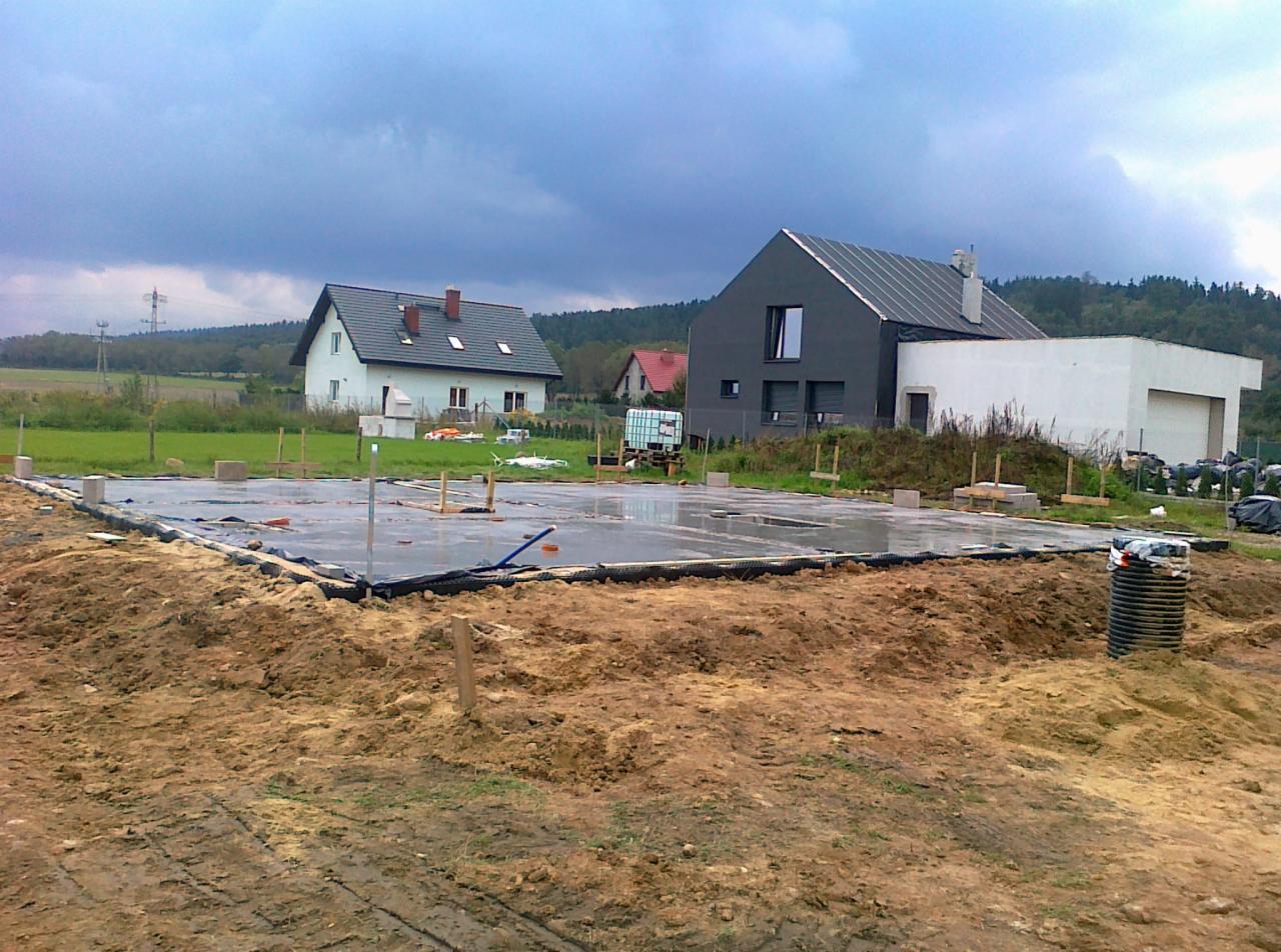 Zlecę budowę domu murowanego, SSZ, pow. 120m2 Zastruże - Oferteo.pl