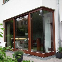 okna drewniane, energooszczędne,
