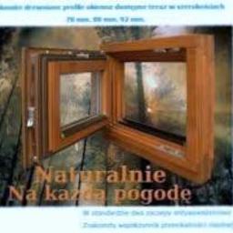 Zakład Przemysłu Drzewnego - Okna Uścimów