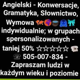 Centrum Językowe- Eliza Pytel - Nauczyciel Angielskiego Starachowice