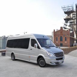Tripbus Przewóz Osób - Firma transportowa Świerklaniec