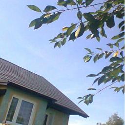Wymiana połaci dachowej 1