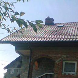 Wymiana połaci dachowej 2