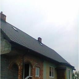 Wymiana połaci dachowej 3