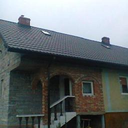 Wymiana połaci dachowej 4