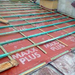 Docieplenie dachu wraz z wymianą połaci