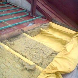 Docieplenie dachu wraz z wymianą połaci 2