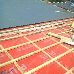 Docieplenie dachu wraz z wymianą połaci 5