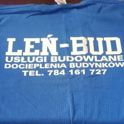 Leń-Bud usługi budowlane - Elewacje Kraków