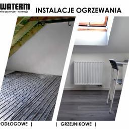 INSTALACJE OGRZEWANIA. Ogrzewanie podłogowe, w ścianie, grzejnikowe, mieszane? Istnieje wiele sposobów rozprowadzania ciepła w budynku, wszystkie mają swoje wady i zalety. Wspólnie wybierzemy system, który najlepiej pasuje do Twojego domu.