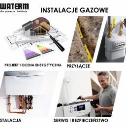 INSTALACJE GAZOWE, naszą specjalizacją są systemy grzewcze oparte na gazie. W tym zakresie zapewniamy kompleksową usługę. Doradzamy. Wykonamy projekt. Pomożemy z formalnościami. Wykonamy przyłącze i instalacje. Zadbamy o serwis i bezpieczeństwo.