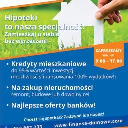 Finanse Domowe - Kredyt hipoteczny Rawicz