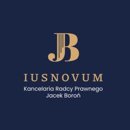 IUSNOVUM Kancelaria Radcy Prawnego Jacek Boroń - Kancelaria Adwokacka Warszawa