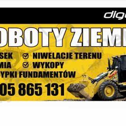 """FHU """"Digger"""" Bartłomiej Kaczorek - Skład budowlany Mińsk Mazowiecki"""