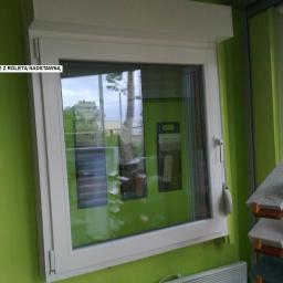 Okna PCV i ALU