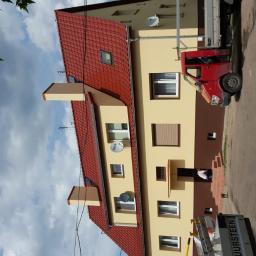 Remont dachu i elewacji