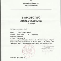 "PHU ""B.O.A."" - Biuro rachunkowe Sosnowiec"