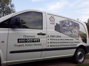 Diament - Instalacje gazowe Łacha
