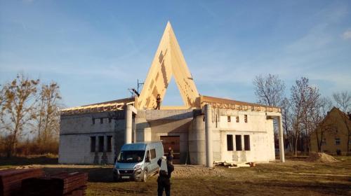 PREFDACH - Krycie dachów Szczecin